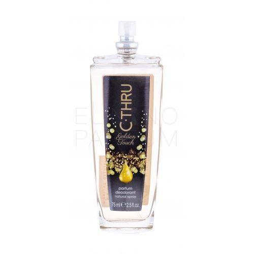 C-THRU Golden Touch dezodorant 75 ml tester dla kobiet (8592297011316)