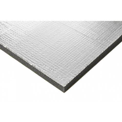 Lt10 alu pianka poliuretanowa wygłuszająca z aluminium i klejem marki Bitmat