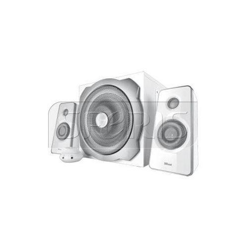 Głośniki Tytan 2.1 Subwoofer Speaker Set - white - 18789