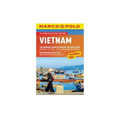 Vietnam Marco Polo Guide (9783829707046)