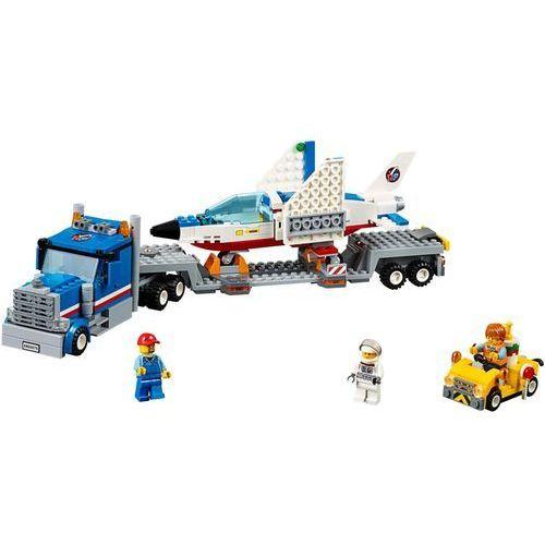 Lego City Transporter odrzutowca 60079 z kategorii: klocki dla dzieci