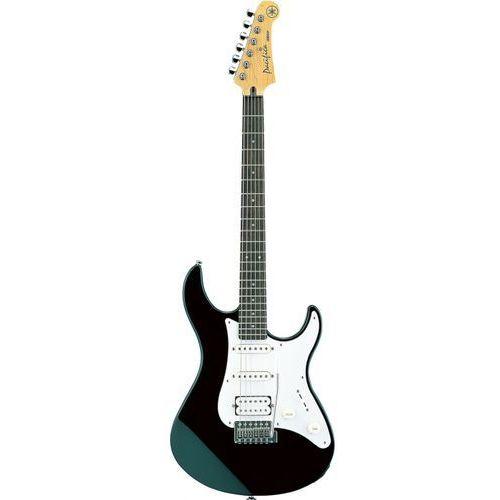 pacifica 112j bl gitara elektryczna, black marki Yamaha