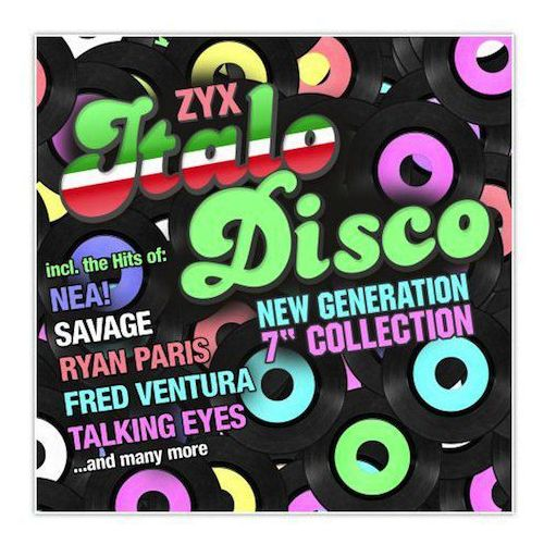 Zyx music Italo disco new generation 7 collection [cd]