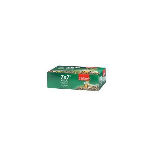 7x7 herbata ziołowa bio 100 saszetek marki P.jentschura