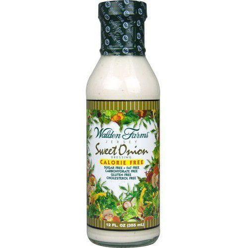 Dressing zero słodka cebulka 355ml najlepszy produkt marki Walden farms