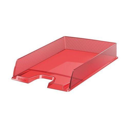 Półka na dokumenty Esselte Europost Solea 623601 czerwona
