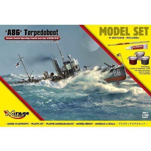 """Torpedowiec Obrony Wybrzeża """"A86"""", AM_5901463845915"""