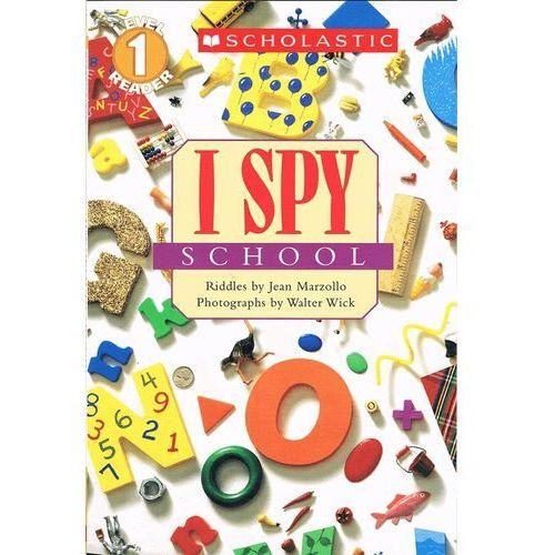 I Spy School (9780545402811)
