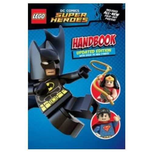 LEGO DC Super Heroes: Handbook (with Poster), Farshtey, Greg