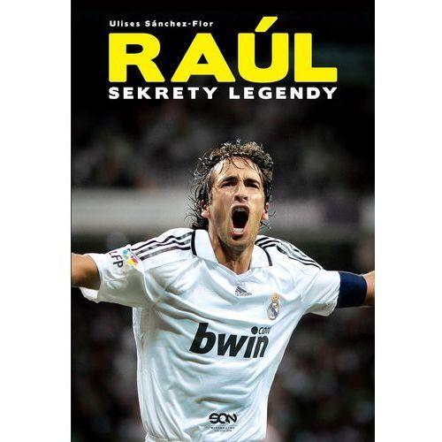 Raul Sekrety legendy, oprawa twarda