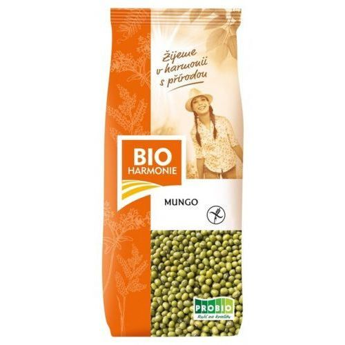 Bioharmonie Fasola mung łuskana bio 500g - (8595582407986)