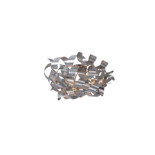 Lucide atoma lampa sufitowa nikiel matowy, 6-punktowe - 460 lumenów - nowoczesny - obszar wewnętrzny - atoma - 2700 kelwin (5411212132680)