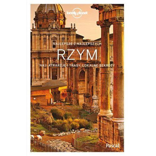 Rzym. Lonely Planet - Opracowanie zbiorowe (9788381030175)