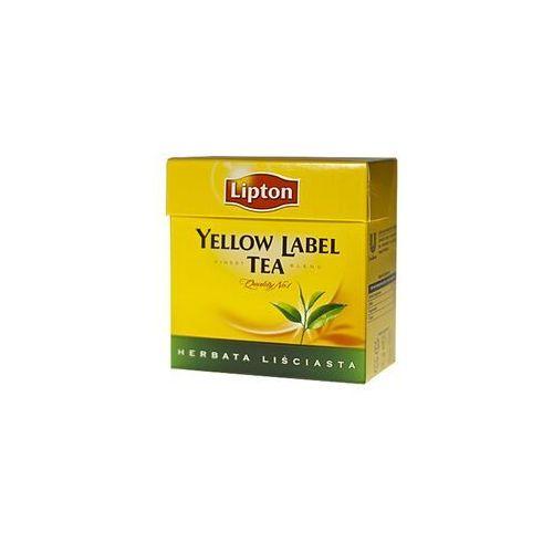 LIPTON 100g Yellow Label Tea Herbata liściasta