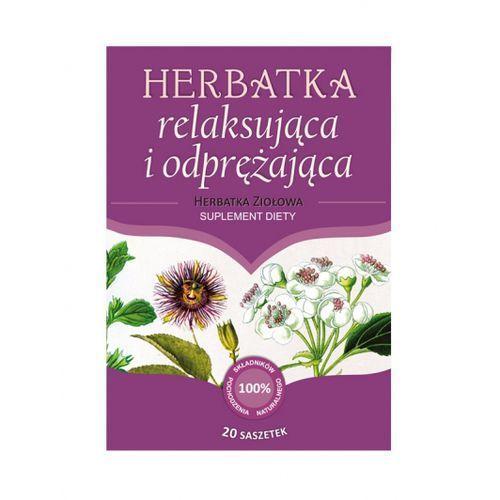 Herbarium św. franciszka Herbatka ziołowa relaksująca i odprężająca darmowa dostawa od 65 zł