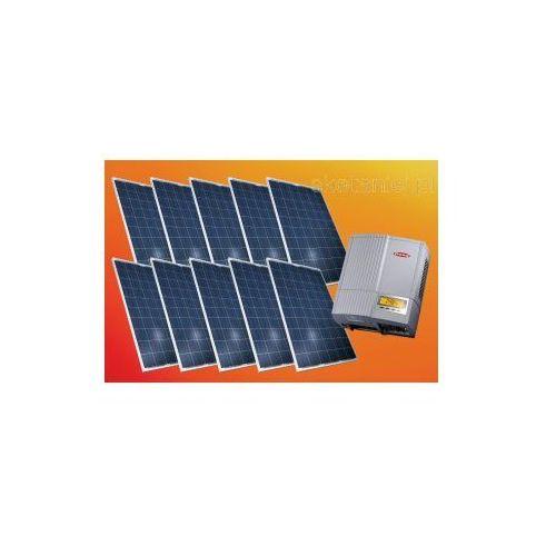 Zestaw ogniw 2.4kW Canadian Solar CS6P-240P + falownik Fronius IG20, kup u jednego z partnerów