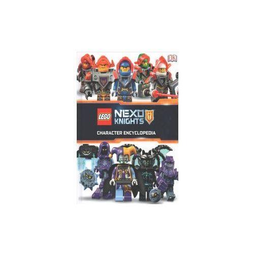 Lego Nexo Knights Character Encyclopedia (Library Edition)