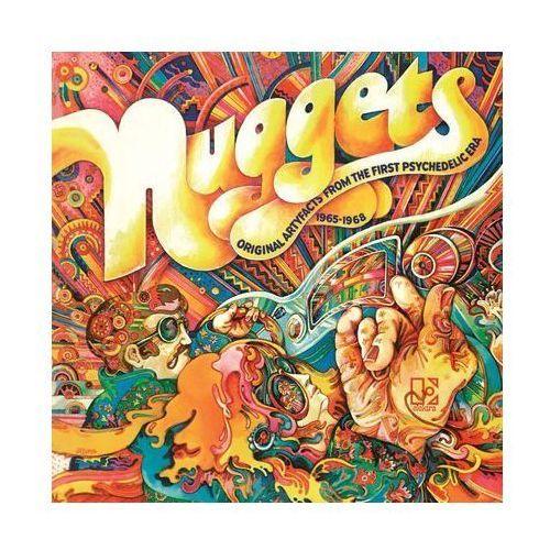 NUGGETS-ORIGINAL ARTYFACTS FRO - Różni Wykonawcy (Płyta winylowa)
