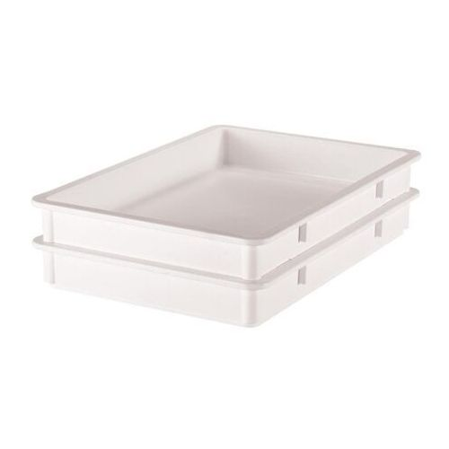 pudełko do wyrastania ciasta na pizzę marki Cambro