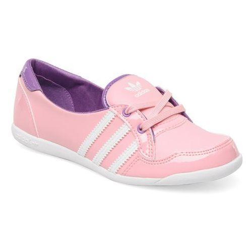 promocje - 30% Baleriny Adidas Originals Forum slipper Dziecięce Różowe ze sklepu Sarenza