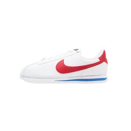 Nike Sportswear CORTEZ BASIC Tenisówki i Trampki white / varsity red