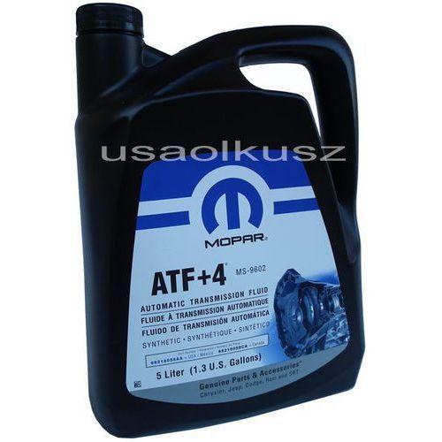 Olej automatycznej skrzyni biegów atf+4 ms-9602 5,0l marki Mopar