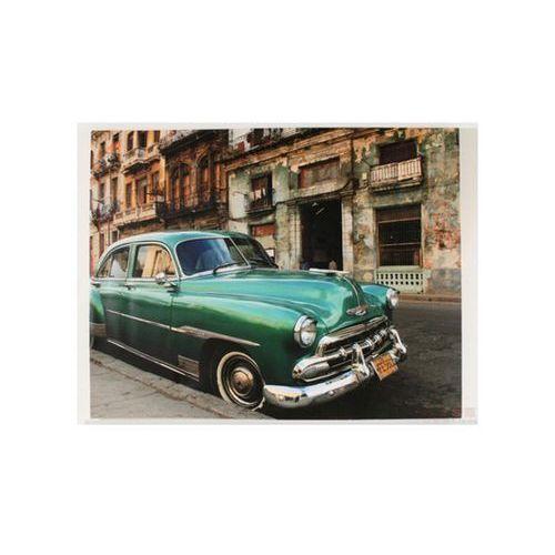 Kare Design Colonial Cuba Car 110x140 Obraz (67500) (obraz)