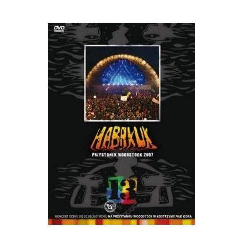 Przystanek Woodstock 2007 (DVD) - Habakuk (Płyta CD) (5906737579220)