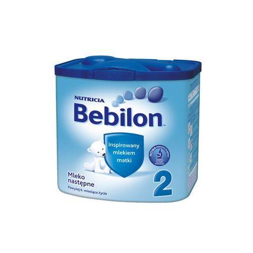 Mleko następne Bebilon 2 Pronutra+ 350g Nutricia (mleko dla dzieci)