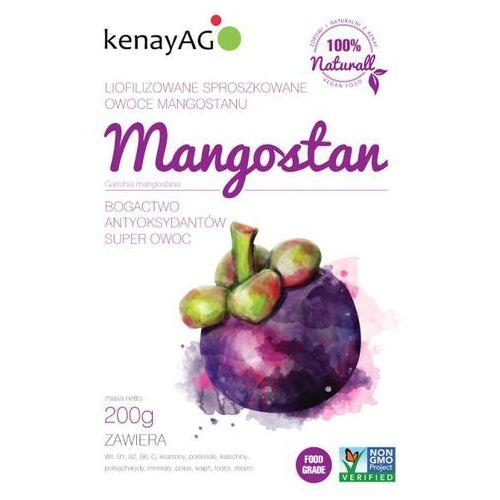 Sproszkowane owoce MANGOSTANU (200g)