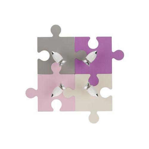6384 - reflektor dziecięcy puzzle 4xgu10/35w/230v marki Nowodvorski
