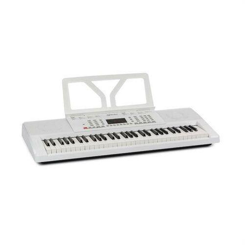Schubert etude 61 mk ii keyboard 61 klawiszy po 300 brzmień/rytmów kolor biały (4060656111013)