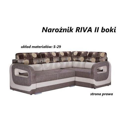 Narożnik RIVA 2 boki - produkt dostępny w SAGLAR meble