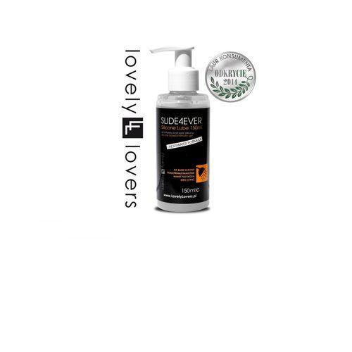 Benefitnet (pl) Lovely lovers slide4ever sillicone lube 150 ml