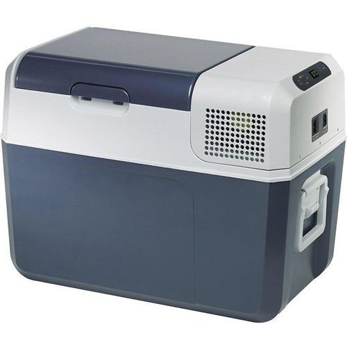 Lodówka turystyczna, samochodowa, sprężarkowa MobiCool FR40 9105330192, 12 V, 24 V, 230 V, 38 l, niebiesko-szary