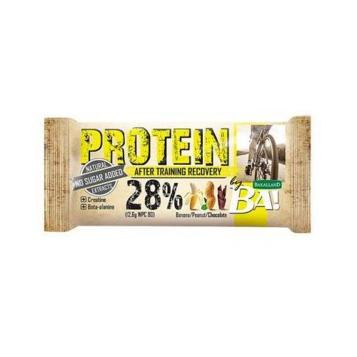 Bakalland ba! 45g baton proteinowy 28% after training