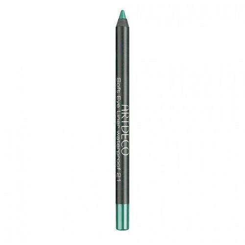 Artdeco soft eye liner waterproof kredka do oczu wodoodporna - nr 21 shiny light green