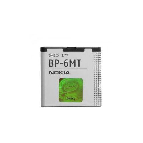 BATERIA NOKIA E51/N81 1050mAh Li-Ion BP-6MT - produkt z kategorii- Baterie do telefonów