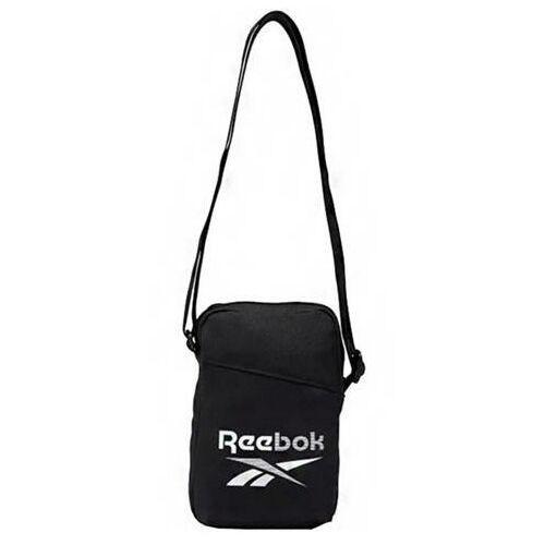 Torebka Reebok Training Essentials City Bag czarna FL5122