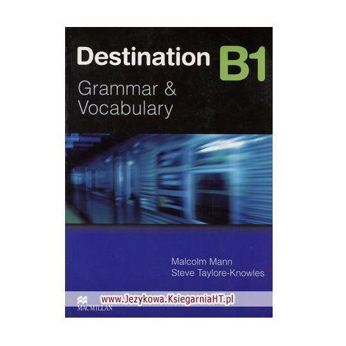 Destination B1 Student's Book without key Macmillan, Macmillan