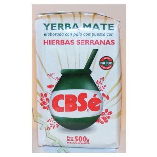 CBSe Hierbas Serranas (ziołowa) 0,5kg, 655