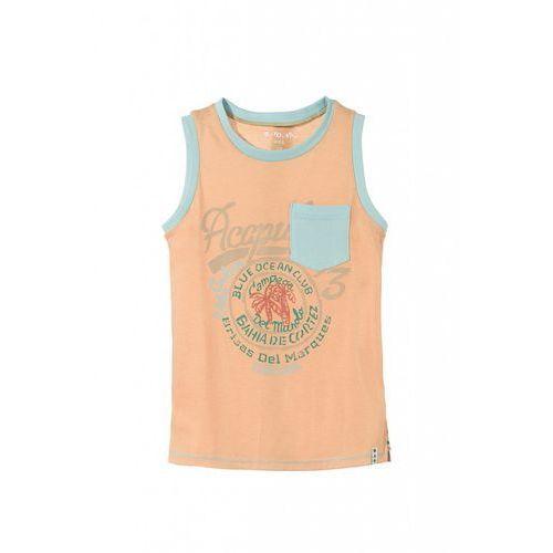 Bluzka bez rękawów dla chłopca 1i3249 marki 5.10.15.