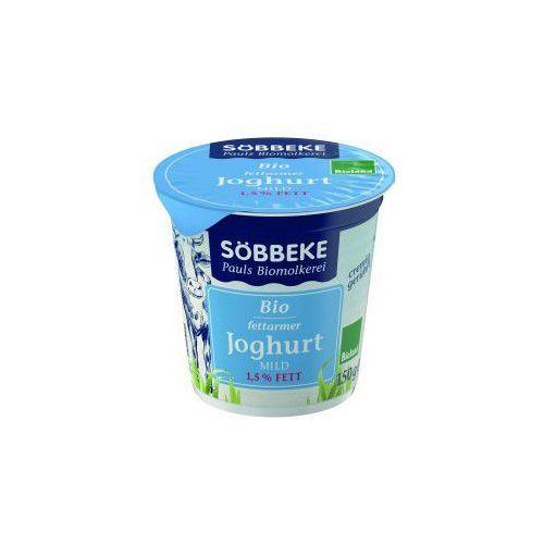 JOGURT NATURALNY 1,5% BIO 150 g - SOBBEKE
