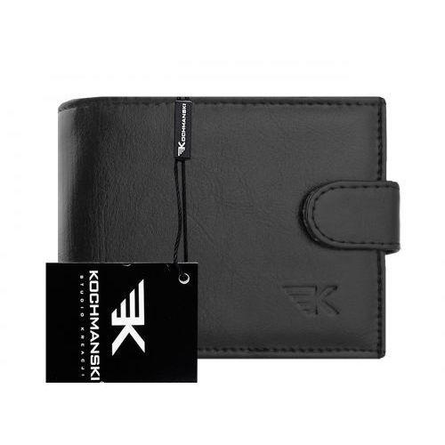 Kochmanski studio kreacji® Kochmanski skórzany portfel męski hq 1184 (9999001038864)