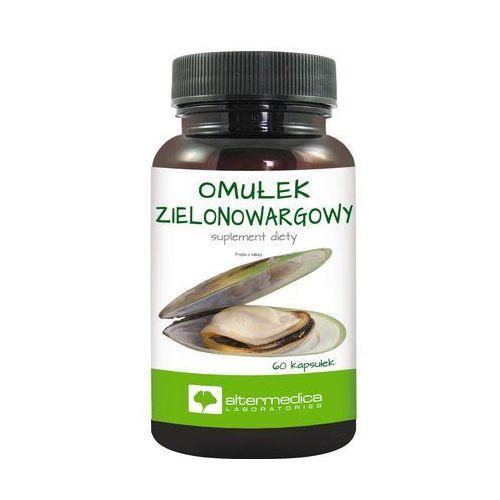 Kapsułki Omułek zielonowargowy ekstrakt 4:1 300mg 60 kaps.