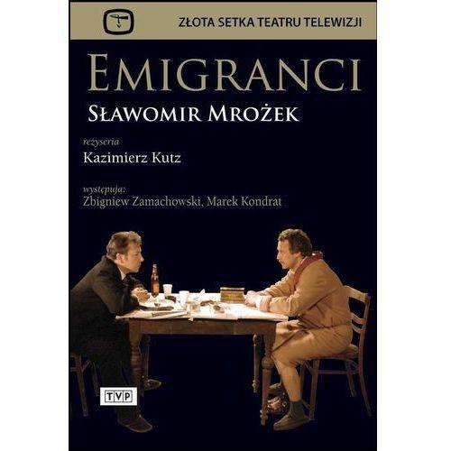 Emigranci (Płyta DVD) (5902600065067)