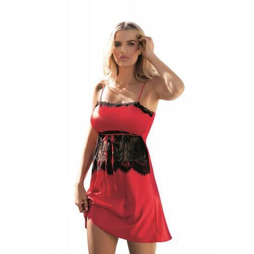 Dkaren Claire czerwona Koszula nocna (5903251371088)