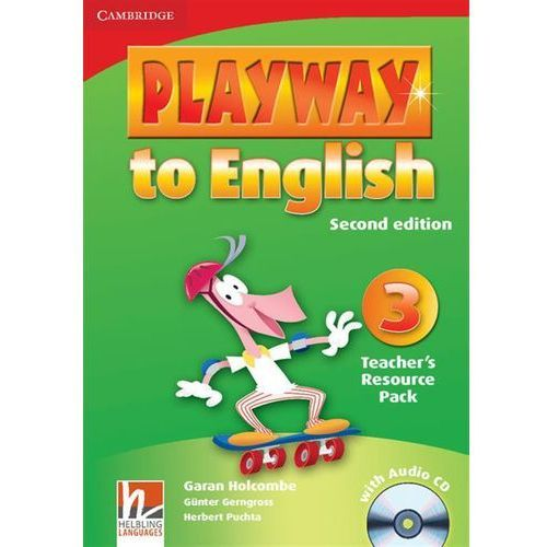 Playway to English 3. Second Edition Teacher's Resource Pack + CD (9780521131254)