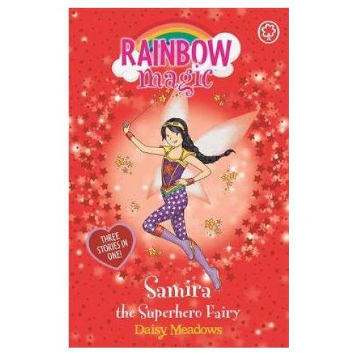 Rainbow Magic: Samira the Superhero Fairy