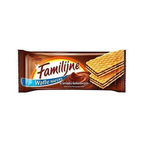 Wafle Familijne kakaowe 180g Jutrzenka